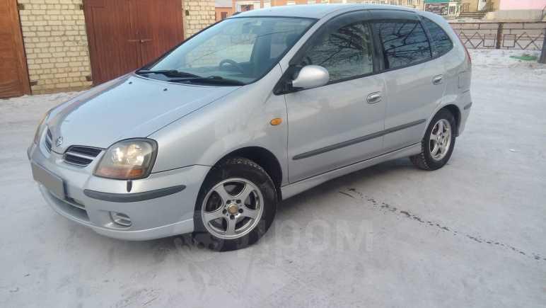 Nissan Tino, 1999 год, 295 000 руб.