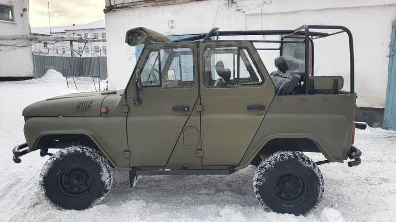 УАЗ 3151, 1990 год, 160 000 руб.