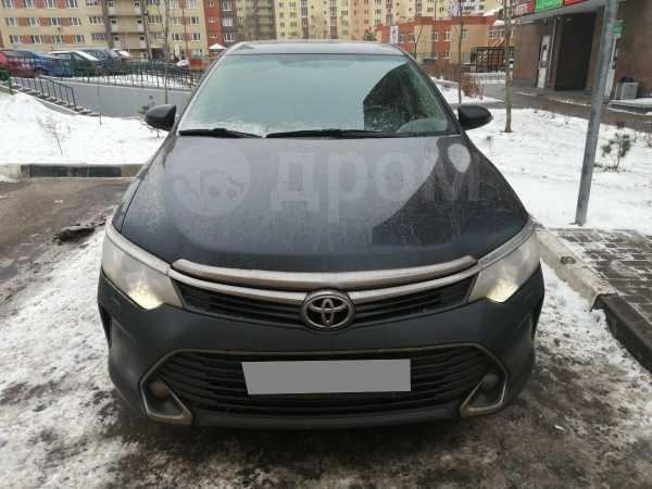 Toyota Camry, 2017 год, 1 020 000 руб.
