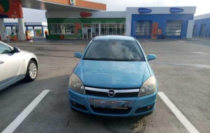 Opel Astra, 2004 год, 300 000 руб.