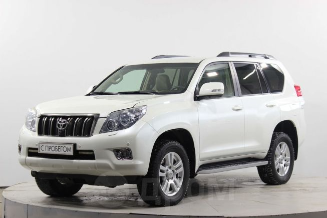 Toyota Land Cruiser Prado, 2011 год, 1 700 000 руб.