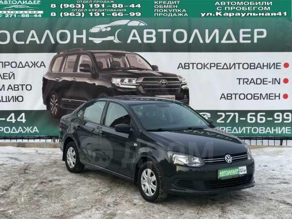Volkswagen Polo, 2014 год, 479 000 руб.