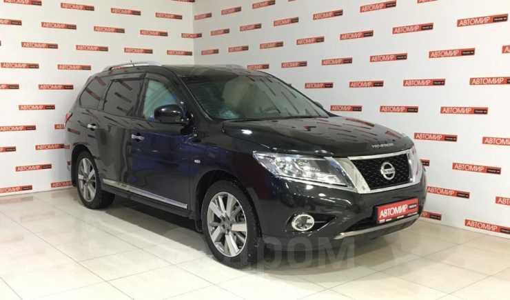 Nissan Pathfinder, 2015 год, 1 550 000 руб.
