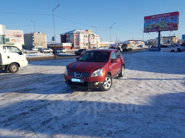 Nissan Qashqai, 2009 год, 690 000 руб.