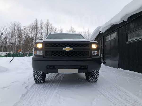 Chevrolet Silverado, 2014 год, 1 750 000 руб.
