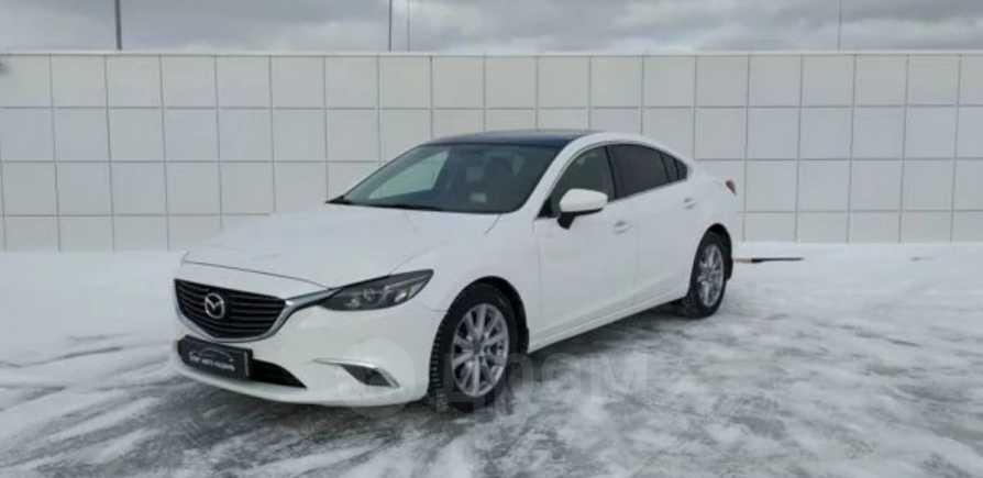 Mazda Mazda6, 2015 год, 1 150 000 руб.