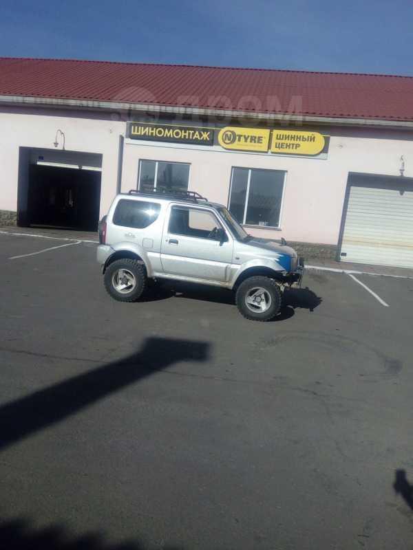 Suzuki Jimny Wide, 1998 год, 250 000 руб.