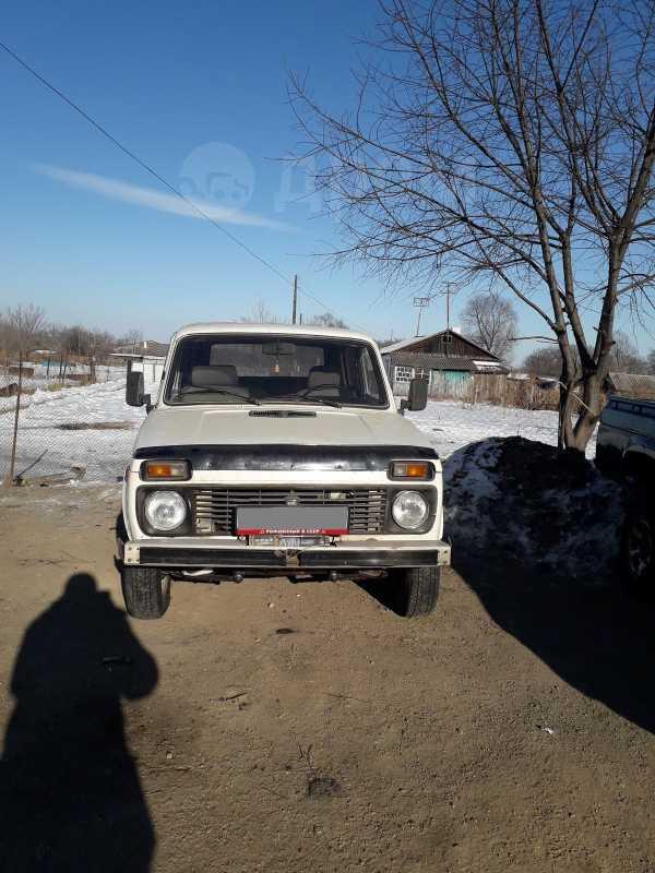 Лада 4x4 2121 Нива, 1982 год, 70 000 руб.