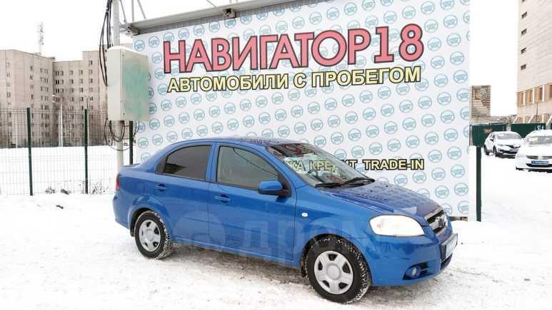Chevrolet Aveo, 2010 год, 268 000 руб.