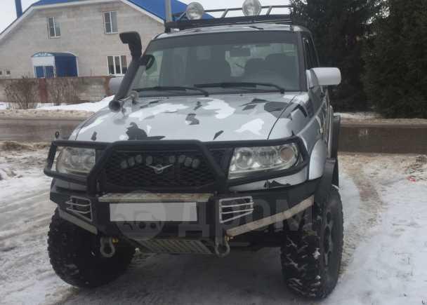 УАЗ Патриот, 2005 год, 320 000 руб.