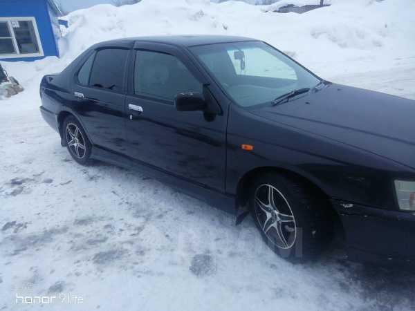 Nissan Bluebird, 1997 год, 107 000 руб.