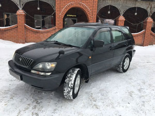 Toyota Harrier, 2000 год, 545 000 руб.