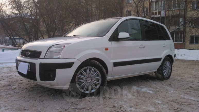 Ford Fusion, 2007 год, 215 000 руб.
