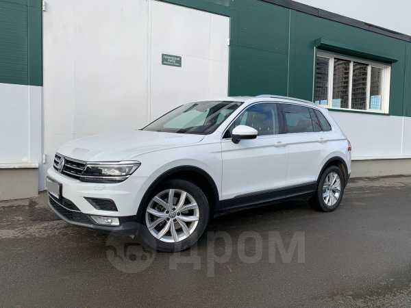 Volkswagen Tiguan, 2017 год, 1 490 000 руб.