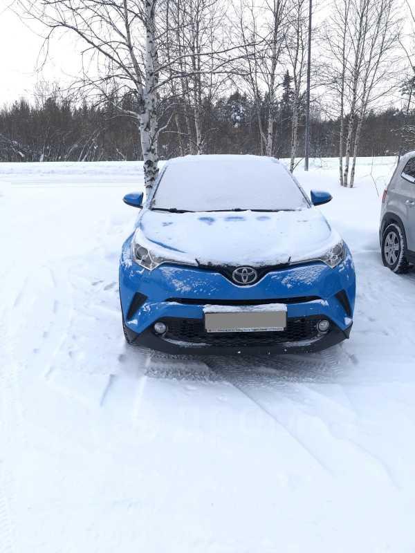 Toyota C-HR, 2018 год, 1 595 000 руб.