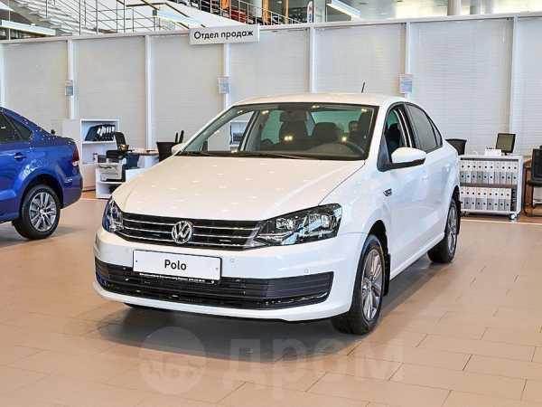 Volkswagen Polo, 2019 год, 942 300 руб.