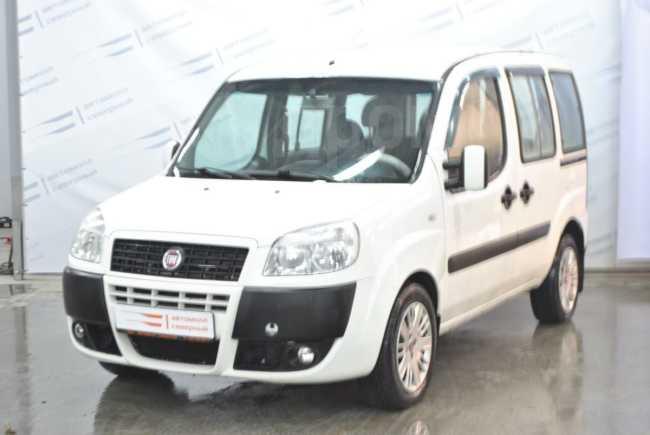 Fiat Doblo, 2012 год, 399 000 руб.