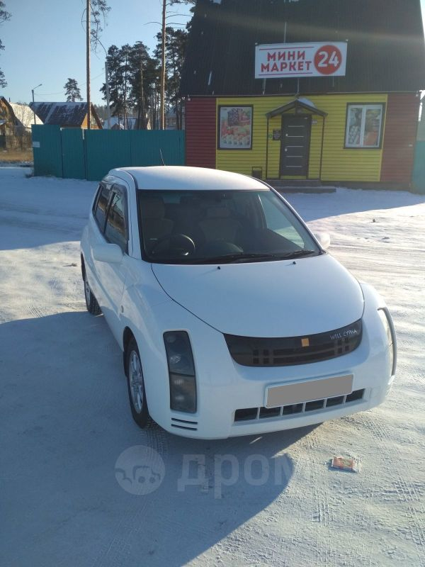 Toyota WiLL Cypha, 2004 год, 300 000 руб.