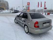 Первоуральск Accent 2010