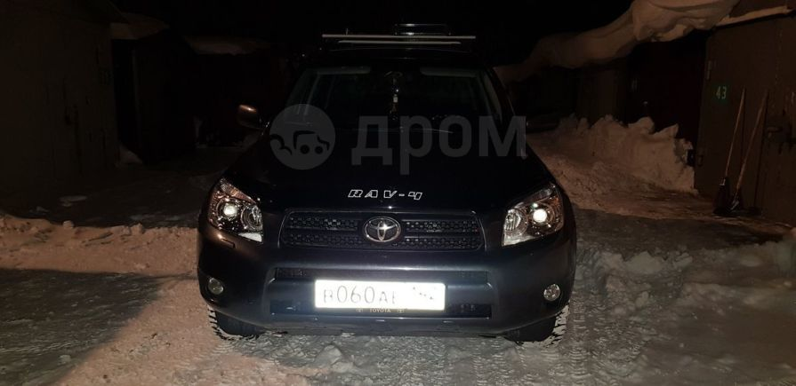 Toyota RAV4, 2008 год, 799 999 руб.