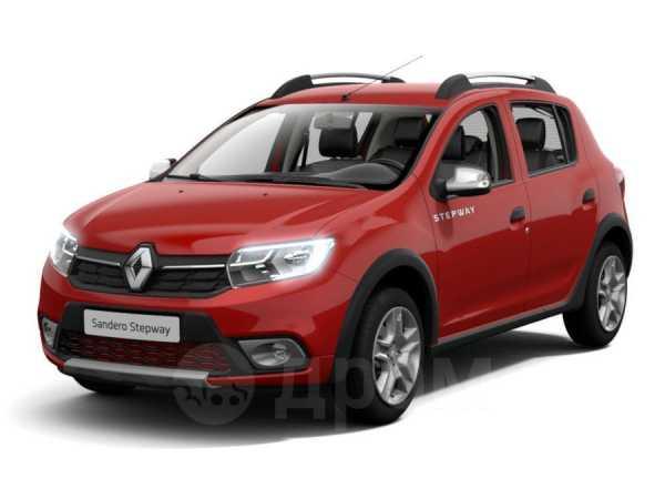 Renault Sandero Stepway, 2020 год, 807 980 руб.