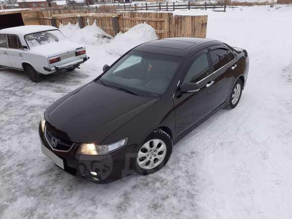 Honda Accord, 2007 год, 475 000 руб.