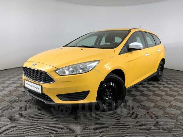 Ford Focus, 2017 год, 455 000 руб.