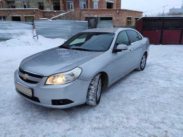 Chevrolet Epica, 2008 год, 424 000 руб.