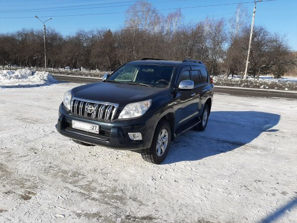Toyota Land Cruiser Prado, 2010 год, 1 800 000 руб.