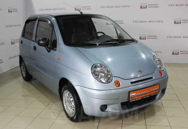 Daewoo Matiz, 2011 год, 209 900 руб.