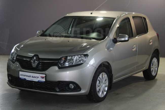 Renault Sandero, 2017 год, 572 500 руб.