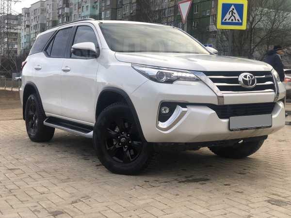 Toyota Fortuner, 2017 год, 2 400 000 руб.