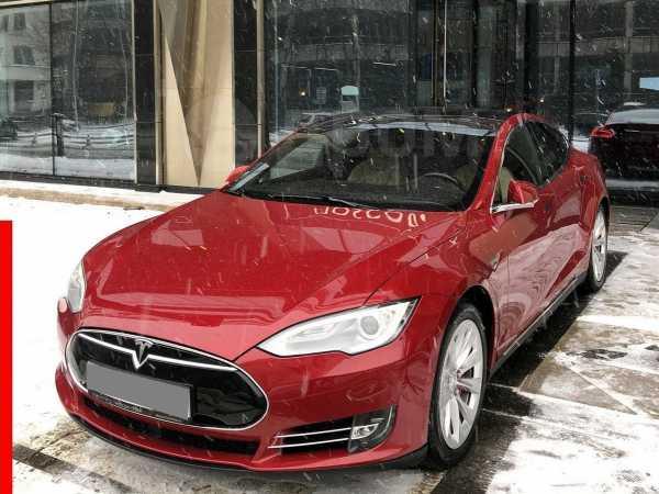 Tesla Model S, 2015 год, 5 570 000 руб.