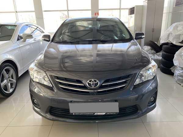 Toyota Corolla, 2011 год, 690 000 руб.