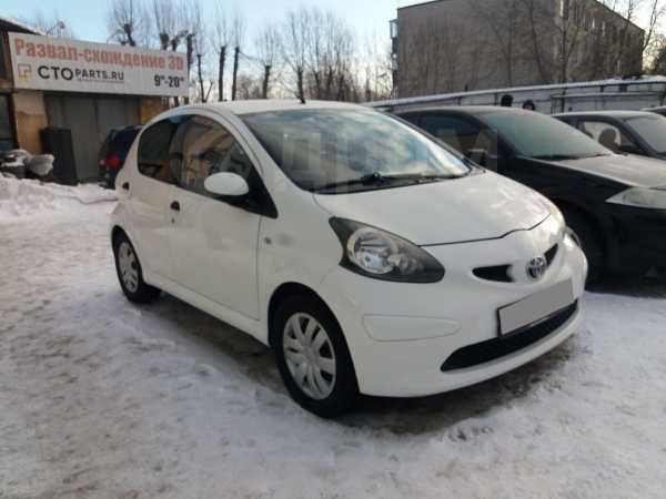 Toyota Aygo, 2009 год, 269 000 руб.