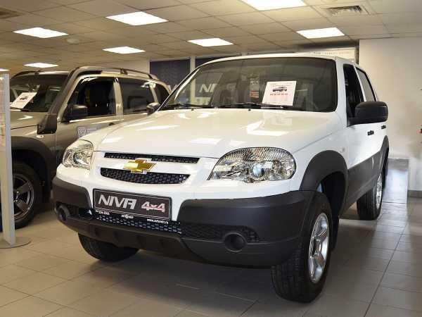 Chevrolet Niva, 2019 год, 846 500 руб.