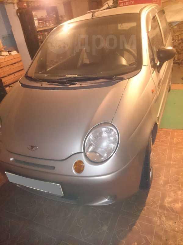 Daewoo Matiz, 2005 год, 155 000 руб.