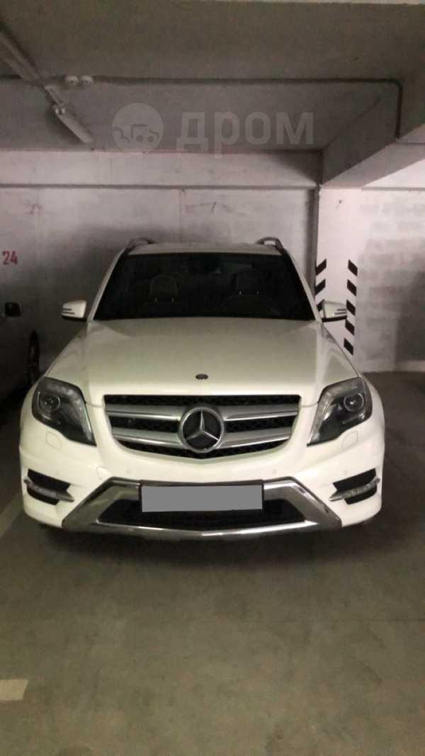 Mercedes-Benz GLK-Class, 2012 год, 1 250 000 руб.