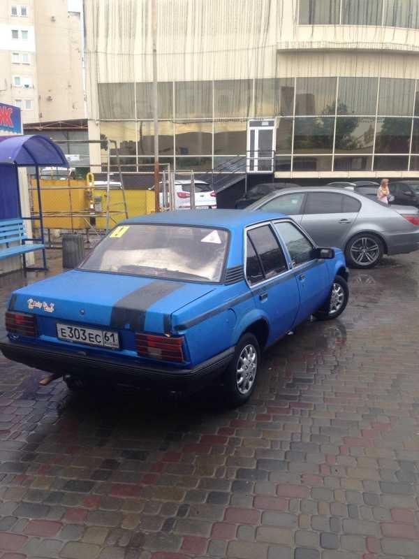 Opel Ascona, 1984 год, 25 000 руб.