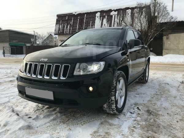 Jeep Compass, 2012 год, 670 000 руб.