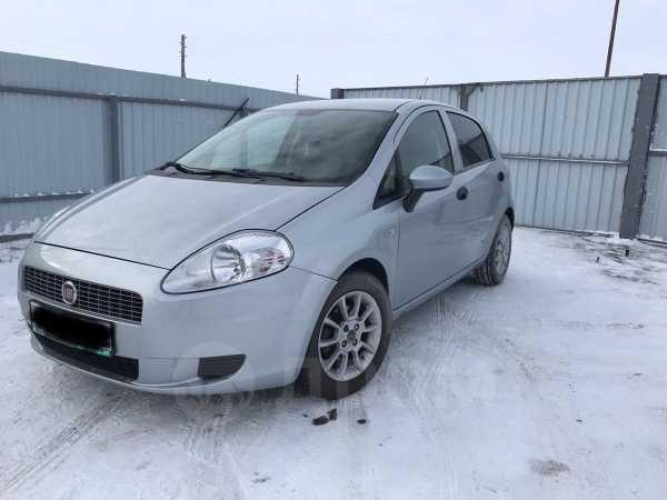 Fiat Punto, 2007 год, 235 000 руб.
