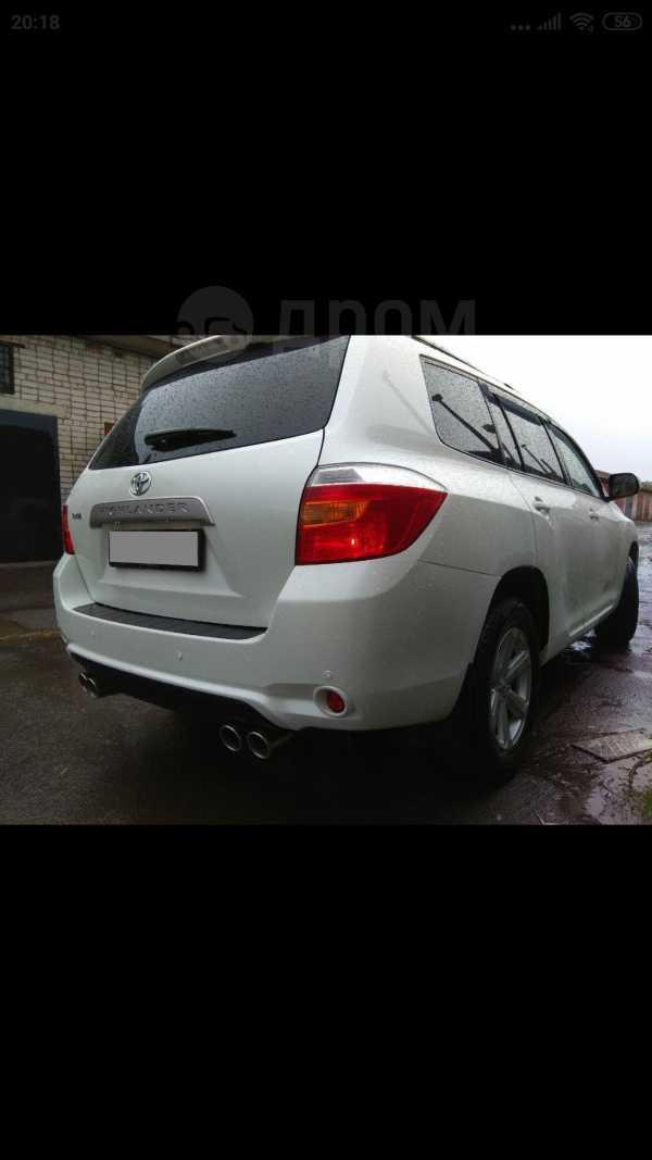 Toyota Highlander, 2009 год, 1 000 000 руб.