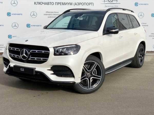 Mercedes-Benz GLS-Class, 2019 год, 8 190 000 руб.