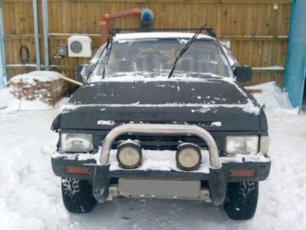 Nissan Terrano, 1992 год, 143 000 руб.