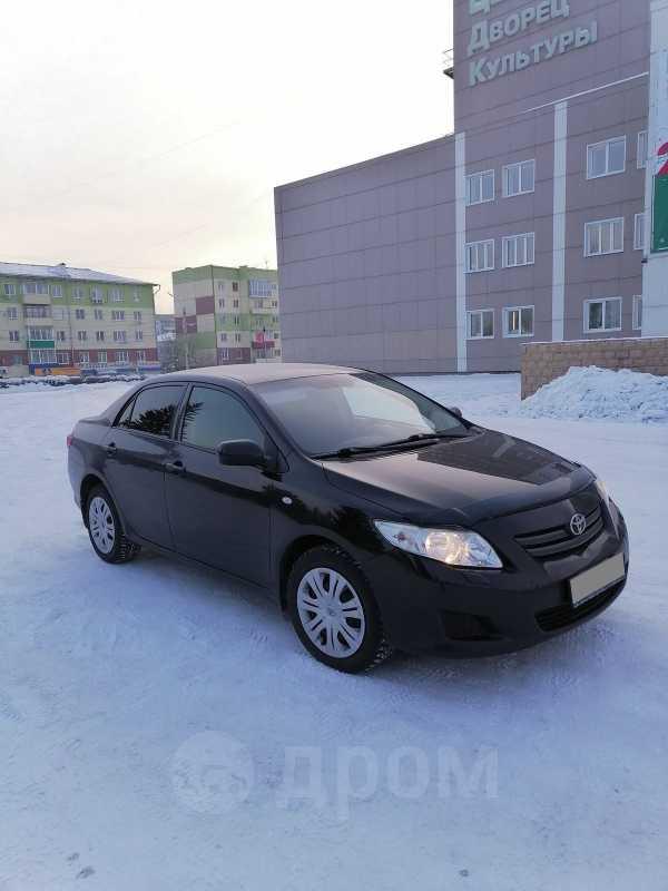Toyota Corolla, 2009 год, 580 000 руб.