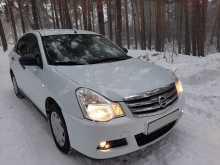 Барнаул Nissan Almera 2015