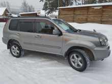 Пеледуй X-Trail 2002