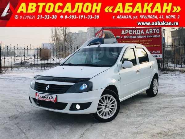 Renault Logan, 2014 год, 259 000 руб.