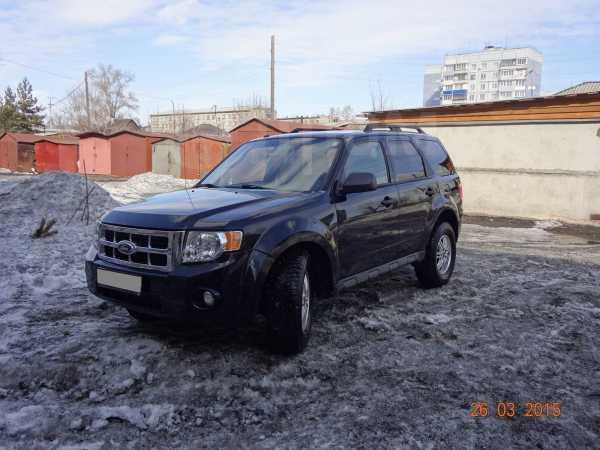 Ford Escape, 2010 год, 810 000 руб.