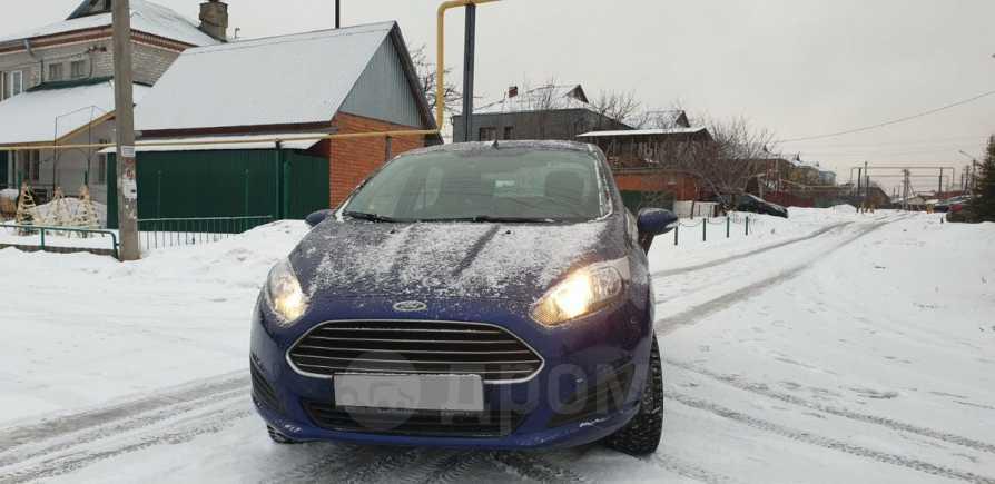 Ford Fiesta, 2016 год, 515 000 руб.